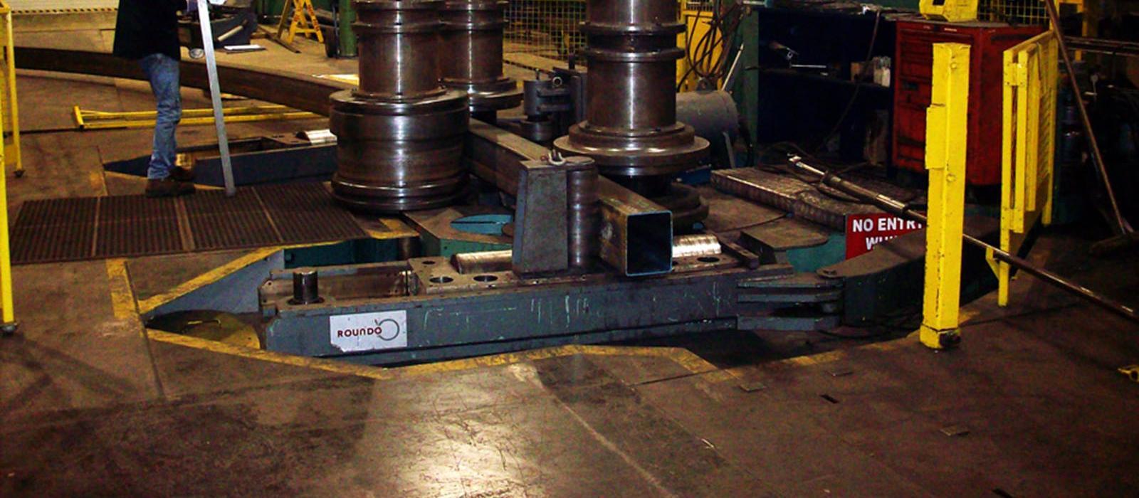 kubes-steel-steel-bending-rectangular-hss-easy-way-curtain-wall-support