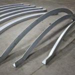 Kubes Steel Galvanized Steel Lintels
