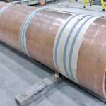 Kubes Steel Copper Cylinder
