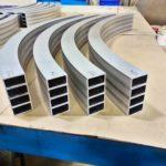 Kubes Steel HSS Cintrage en Aluminium
