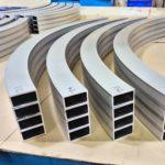 Kubes Steel HSS Aluminum Bending